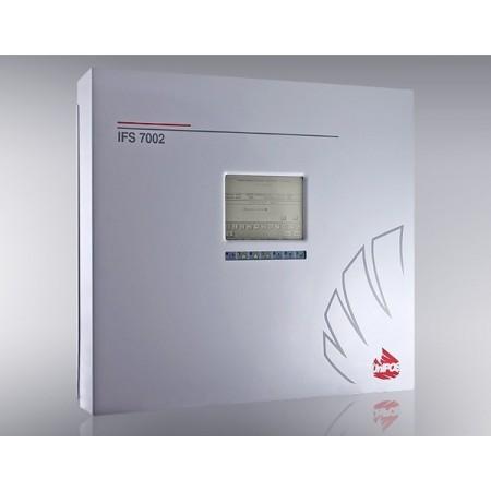 Centrale de Détection Incendie Adressable IFS 7002 2 Boucles