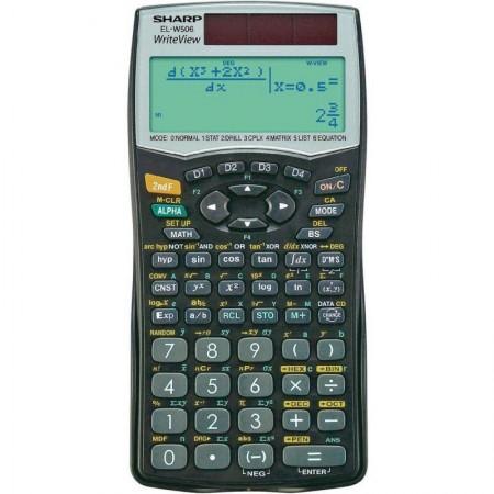 Calculatrice SCientifique EL-W506