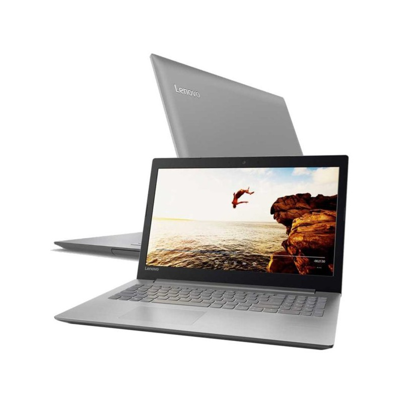 Notebook LENOVO IP320-15AST Dual Core 4Go 1To  GRIS