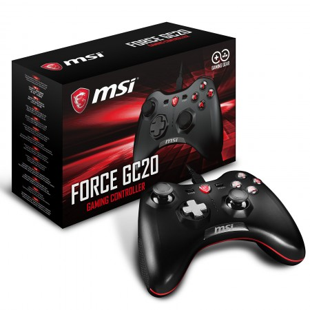Manette  FORCE MSI GC20