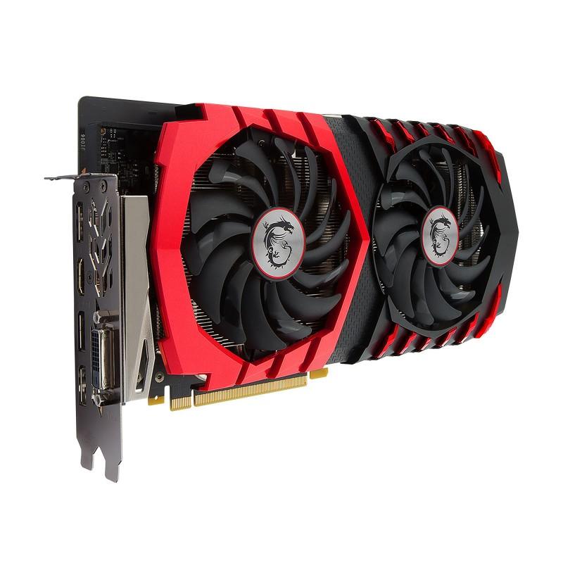 CARTE GRAPHIQUE MSI VGA GeForce GTX 1060 GAMING X 6G