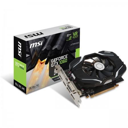 CARTE GRAPHIQUE MSI VGA GeForce GTX 1060 AERO ITX 6G OC
