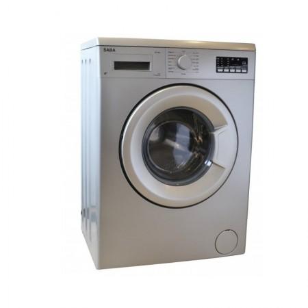 Saba FS610SL, Machine à laver Automatique  6Kg Silver