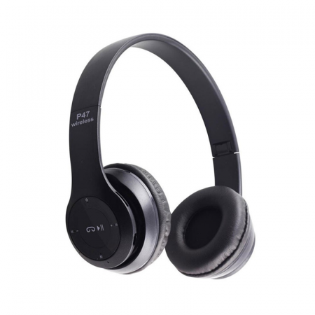 Micro Casque P47 Sans fil Bluetooth MP3