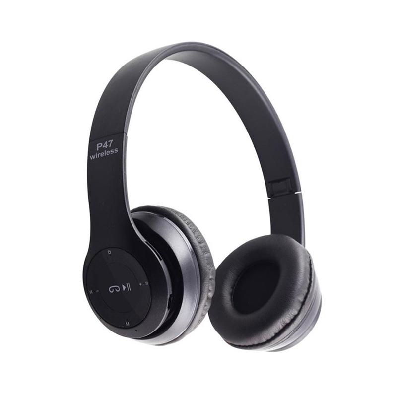 Micro Casque P47 Sans fil Bluetooth MP3