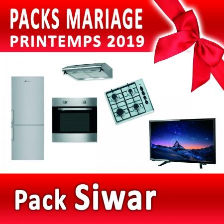 Pack mariage SIWAR
