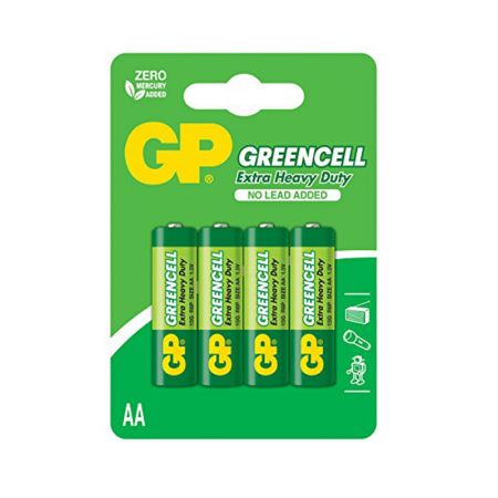 GP Greencell AA-pile BP4