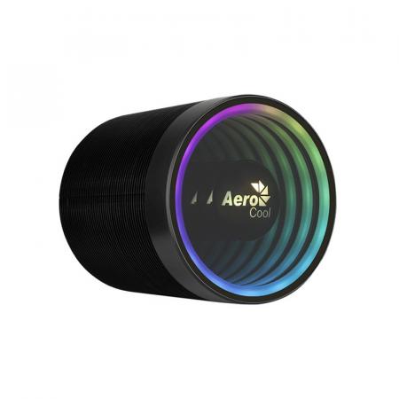 Ventilateur de Aerocool pour processeur Mirage 5 (5 Heat Pipes) Infinity Mirror effects