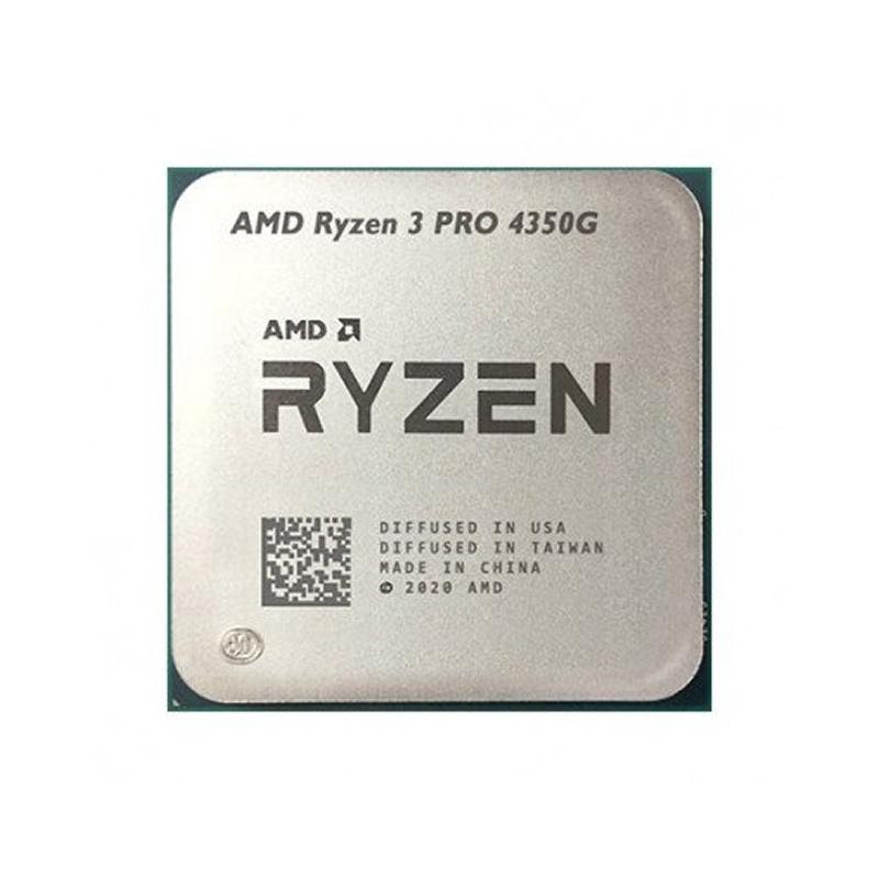 Processeur AMD Ryzen 3 4350G TRAY