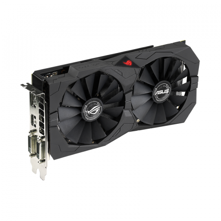 Asus, Carte graphique ROG STRIX RX 570 OC 8go (ROG-STRIX-RX570-8G-GAMING)