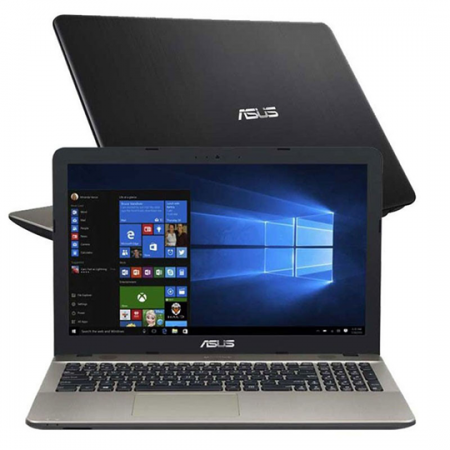 Asus X540NA, Pc portable Dual Core N3350, 4Go, 500Go