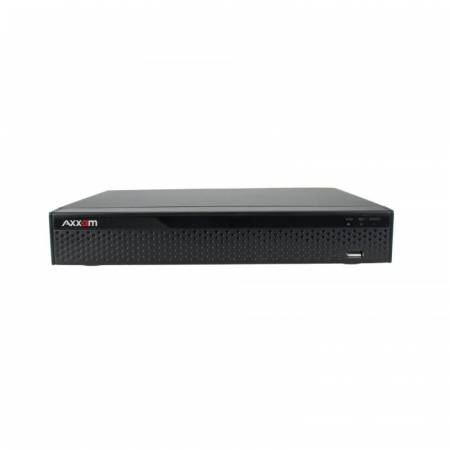 AXXAM XVR2004HD, Enregistreur vidéosurveillance XVR à 4 canaux avec disque dur de 6 To