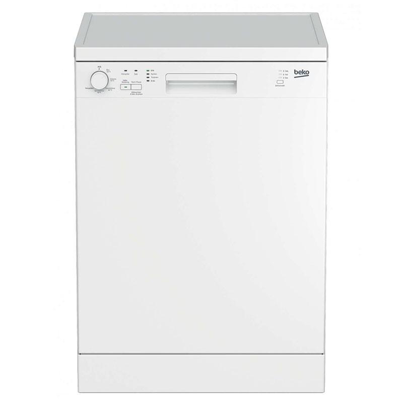 BEKO DFN05310W, Lave Vaisselle 13 Couverts à 5 Programmes