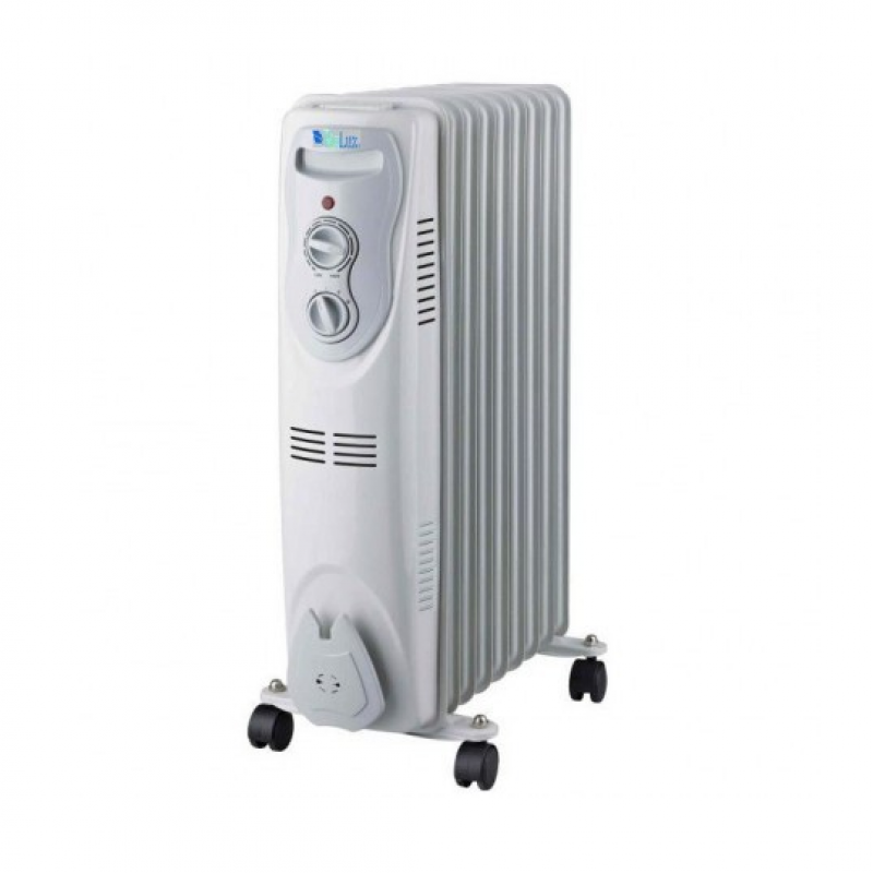 Biolux RB2002, Radiateur bain huile 2000 Watts 9 éléments