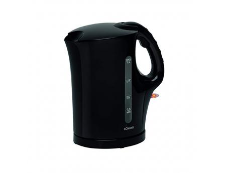 Bomann WK5024, bouilloire sans fil de 900 Watts de 1 litre