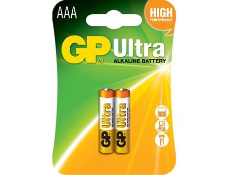 Piles alcalines GP ULTRA AAA
