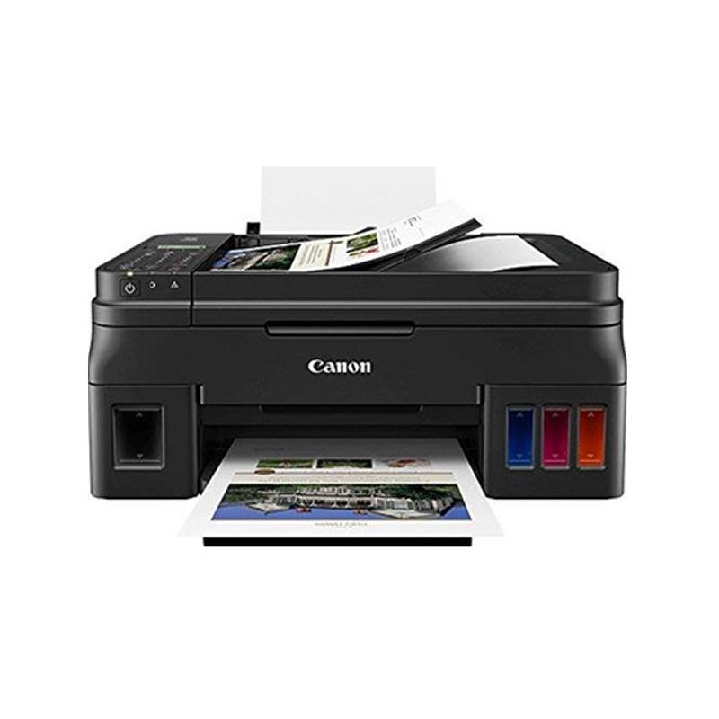 Canon PIXMA G4411, Imprimante A4 Multifonction Couleur à réservoir intégrée Wifi