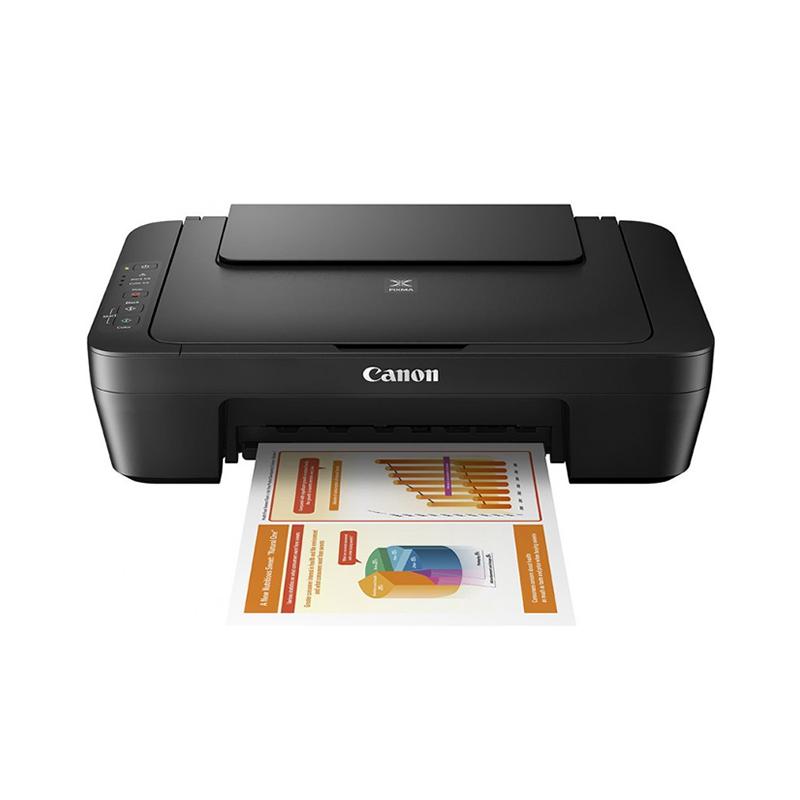 Canon Pixma MG-2540, Imprimante Jet d'encre couleur A4 Multifonction 3 en 1