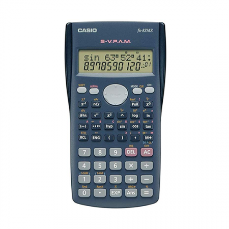 Casio FX-82MS, Calculatrice scientifique 240 fonctions à 2 lignes