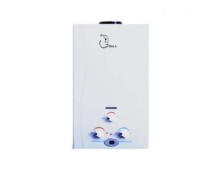 Coala CB14LGPL-A, Chauffe bain à Gaz GPL 14 Litres avec adaptateur