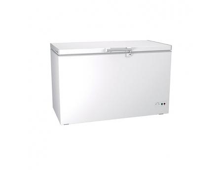 Saba CS4420A+, Congélateur Coffre 407 Litres blanc