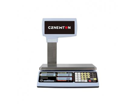 CZNEWTON CPTL-30, Balance électronique Max 30Kg avec Grand Plateau