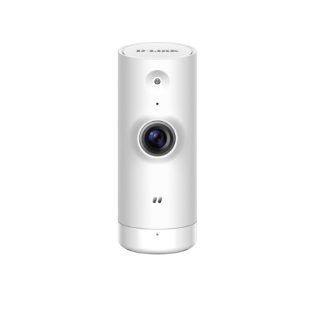 DLink DCS-8000LH, Mini Camera de surveillance HD Wi-Fi - Blanc
