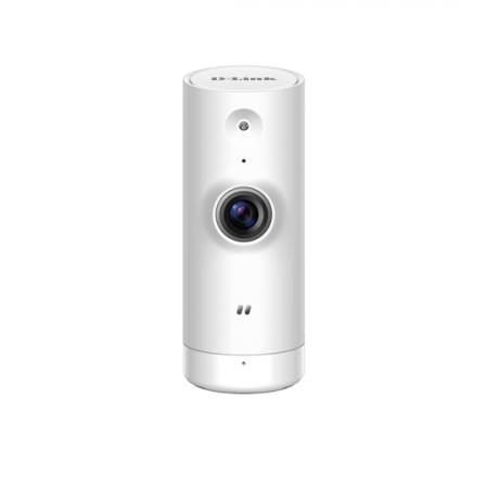 DLink DCS-8000LH, Mini Camera de surveillance HD Wi-Fi - Blanc