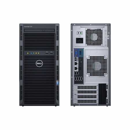 Serveur Dell PowerEdge T130, Embedded SATA Intel Xeon E3-1220 v6 8Go 1To