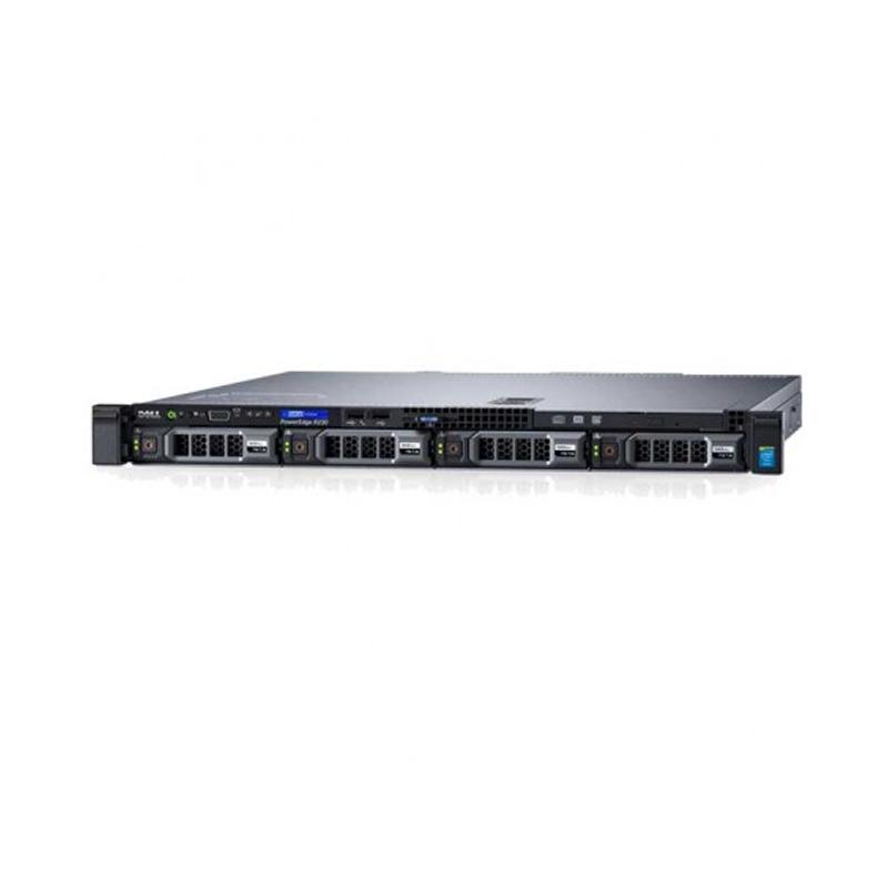 Serveur Dell PowerEdge R230, 2 HDD Intel Xeon E3-1220 v6 8Go 1To