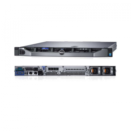 Serveur Dell PowerEdge R330, Intel Xeon E3-1220 v6 8Go 600 Go