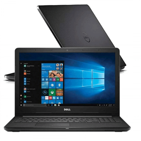 Dell Inspiron 3567, Notebook i3-7020U, Ram 4Go, Stockage 1To