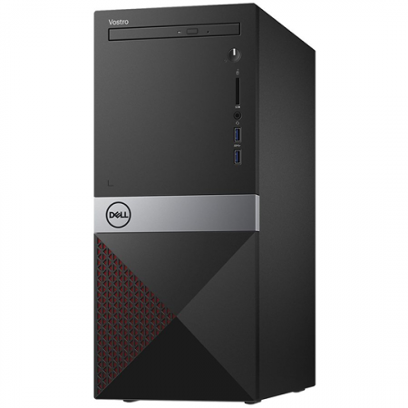 Dell Vostro 3670, Pc de bureau Pentium Dual Core G5400, 4 Go, 1 To