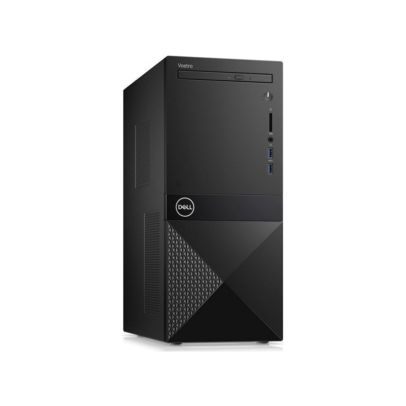 Dell Vostro 3671, PC de bureau Intel Core i7 9è Gén 8Go 1To Intel HD Graphics