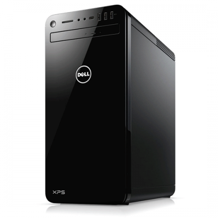 Dell XPS 8930, PC de bureau Core i7-8700 Ram 16 Go stockage 2To et 256 Go SSD