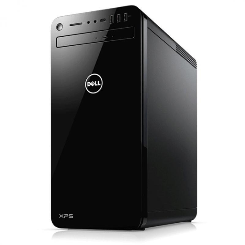 Dell XPS 8930, PC de bureau Core i7-8700 Ram 16 Go stockage 2To et 256 Go SSD
