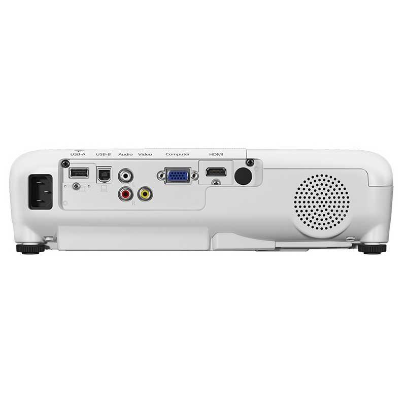 Epson EB-X41, Vidéoprojecteur XGA 3LCD de 3600 lumens avec sacoche