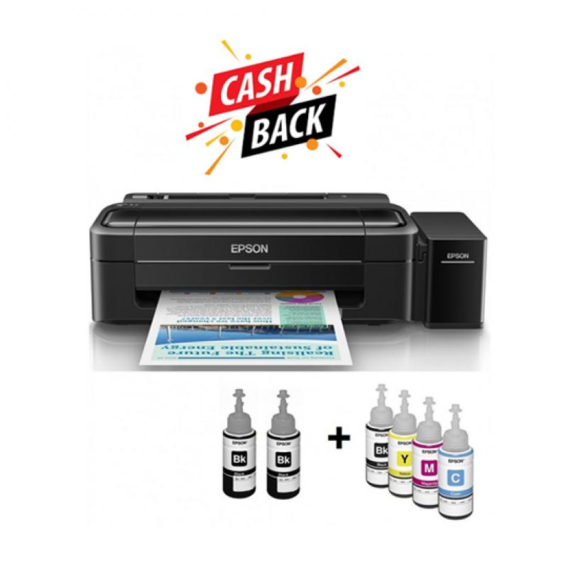 EPSON L310, Imprimante Monofonction couleur A4 à réservoire intégré