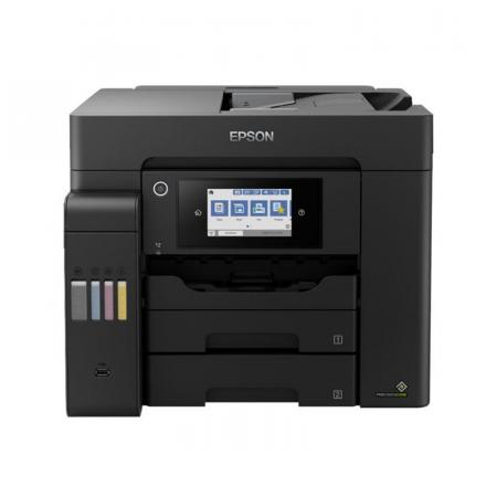 Epson L6550, Imprimante EcoTank Multifonction 4en1 Couleur A4 WiFi à réservoir intégré