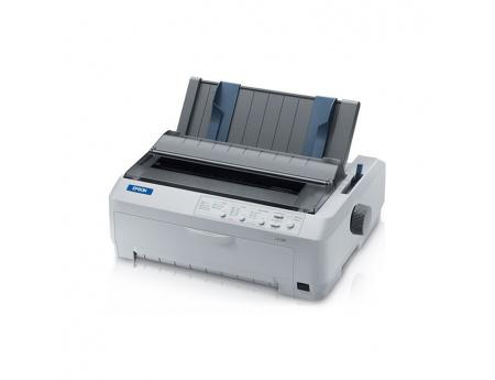 Epson LQ-590, Imprimante Matricielle à Impact à 24 aiguilles USB