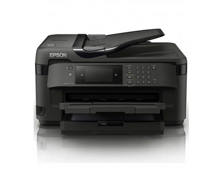 Epson WorkForce WF-7710DWF, Imprimante Jet d'encre A3 couleur Multifonction