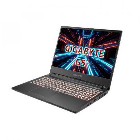 Gigabyte CLEVO G5 KC, Pc Portable i5 11é Gén Ram 16 Go RTX 3060 en Noir