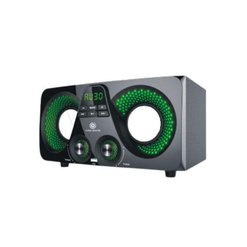 Gold Sound GS-5305, Haut parleur Bluetooth 35Watts Avec Télécommande