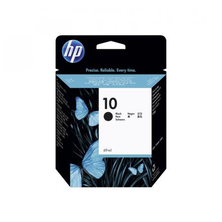 Cartouche d'encre HP 10 Noire originale