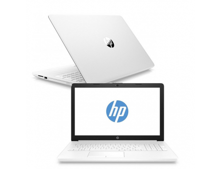 Hp 15-DA1009NK, Notebook I5-8265U, Ram 8 Go, Stockage 1 To, Blanc