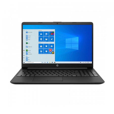 HP 15-dw3000nk, Pc Portable Intel Core i3 11é Gén Ram 4Go, DD 1To en Noir