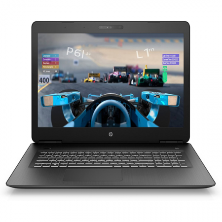 Hp 17-AB400NK, Notebook Pavilion I7-8750H, Ram 12 Go, DD 1To