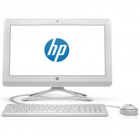 Hp 20-C402NK, Pc de bureau All In One I3-7130U, Ram 4 Go, Stockage 1 To