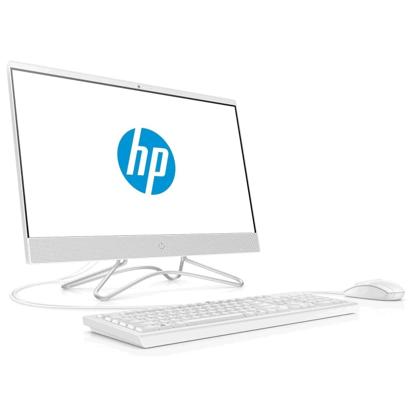 HP 22-c0009nk, PC de bureau All In One i3 9è Gén Ram 4Go Stockage 1To