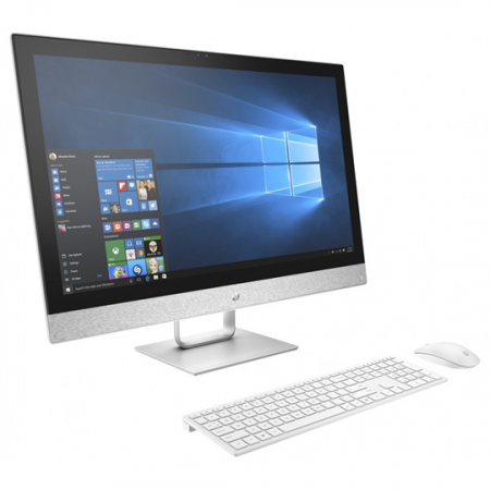 Hp 24-R100NK, Pc de bureau Pavilion All In One I5-8400T, Ram 8 Go, Stockage 1 To